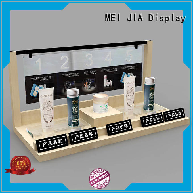 MEI JIA Display Best cosmetic display cabinet company for showroom