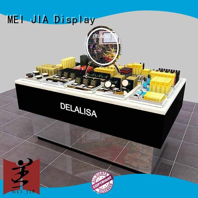 MEI JIA Display hook acrylic cosmetic display stand suppliers for showroom