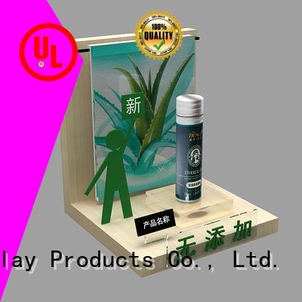 MEI JIA Display counter cosmetic display cabinet factory for store
