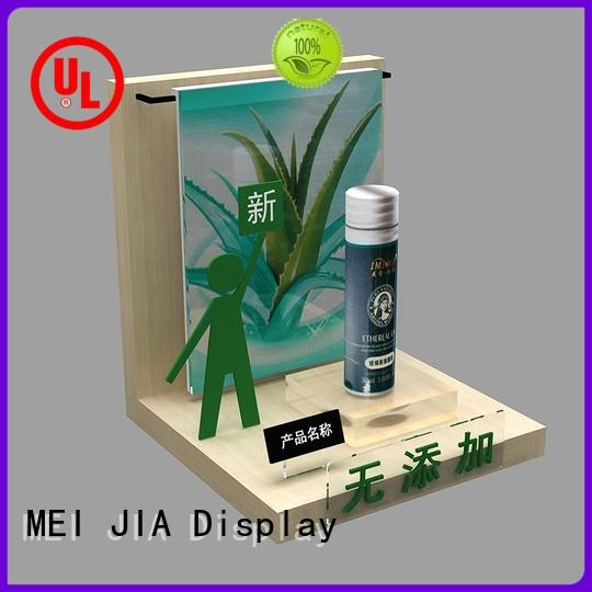 MEI JIA Display display retail makeup display stand for business for store