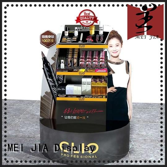 MEI JIA Display New acrylic makeup display for business for shoppe