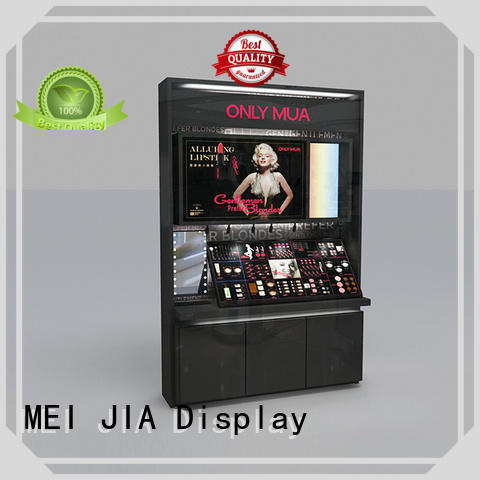 MEI JIA Display High-quality acrylic cosmetic display stand manufacturers for shop