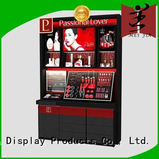 cosmetic professional makeup display stands for sale for shop