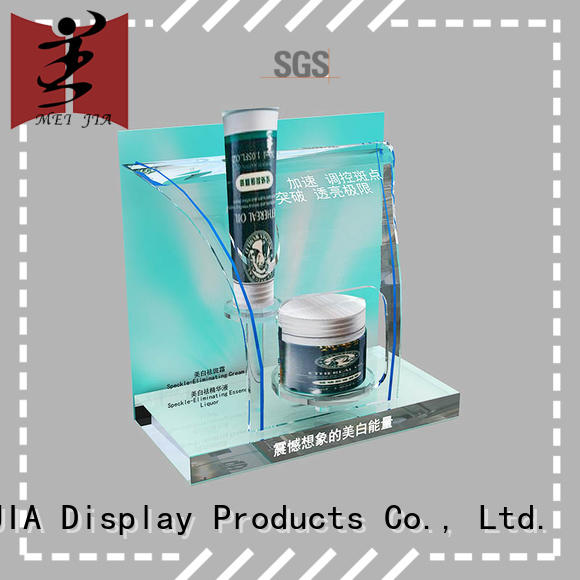 MEI JIA Display shelves cosmetic showcase holder for shop