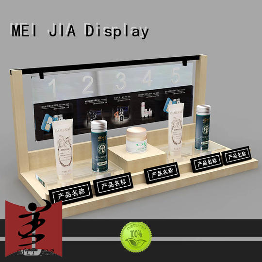 High-quality cosmetic product display try for business for store