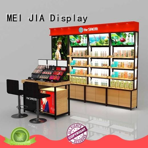 MEI JIA Display Wholesale acrylic makeup display manufacturers for shop
