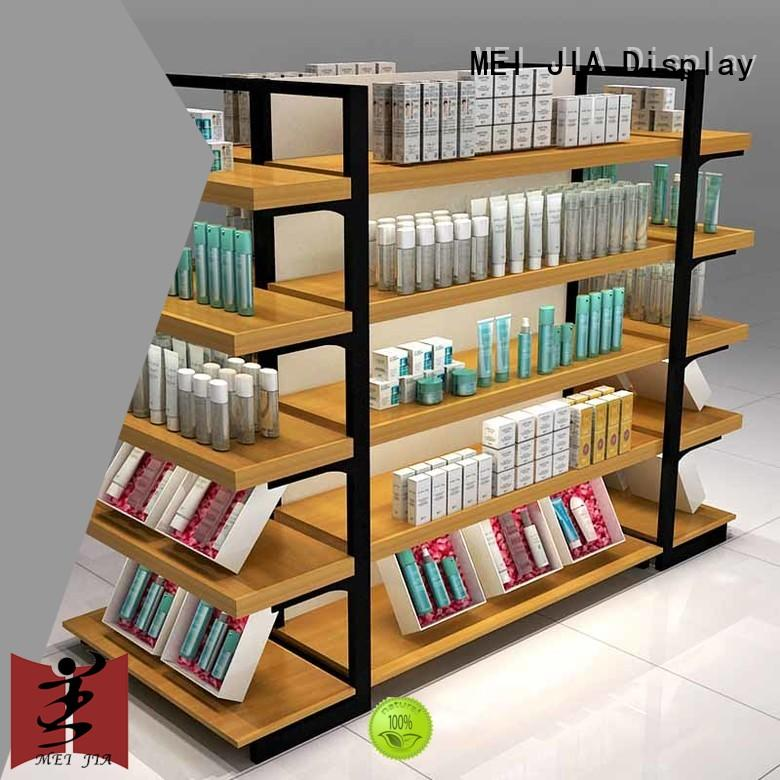 MEI JIA Display retail cosmetic retail display holder for store