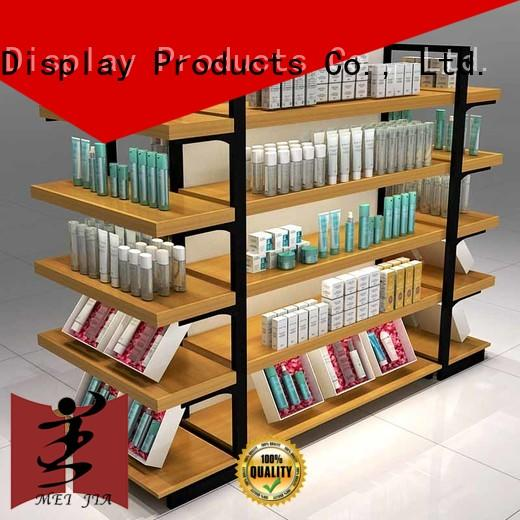 MEI JIA Display Best makeup display cabinet factory for shoppe