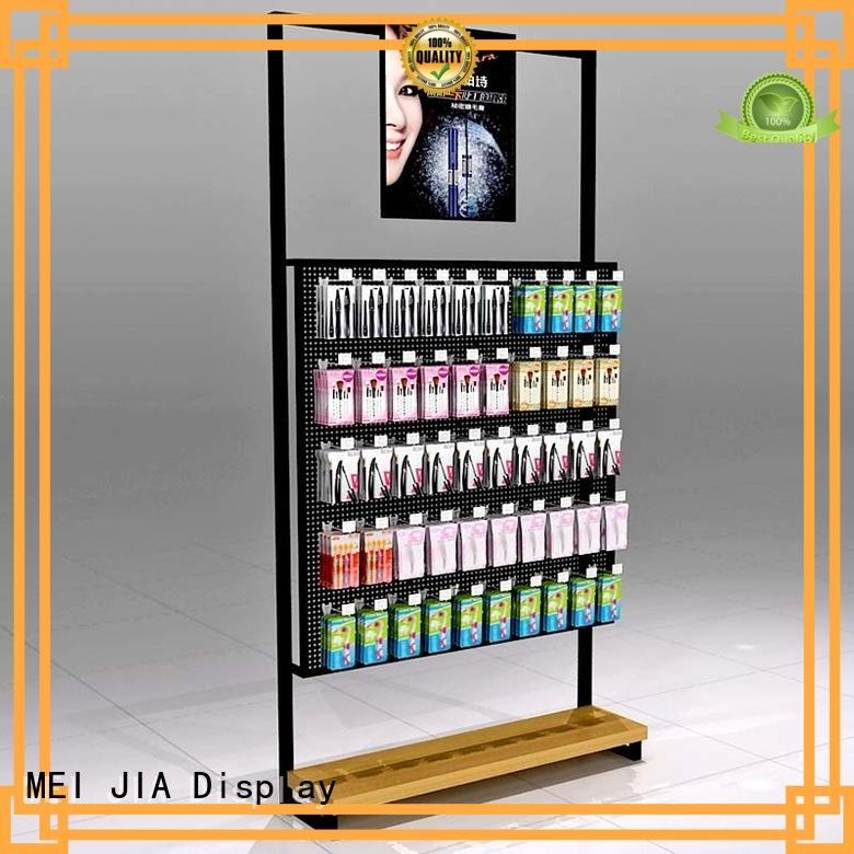 Top beauty display units makeup factory for counter