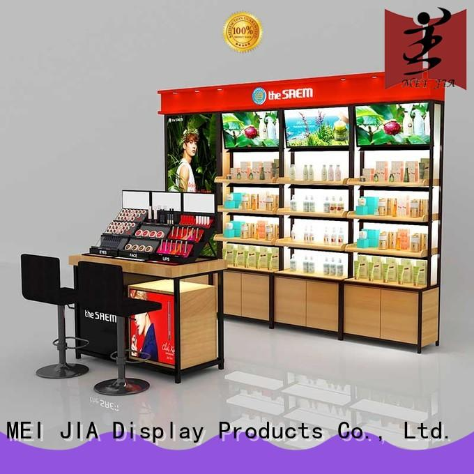 MEI JIA Display care acrylic stand manufacturer for shop