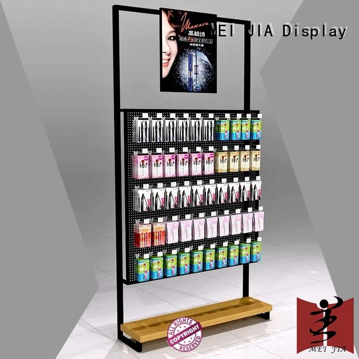 MEI JIA Display counter makeup store display for sale for store