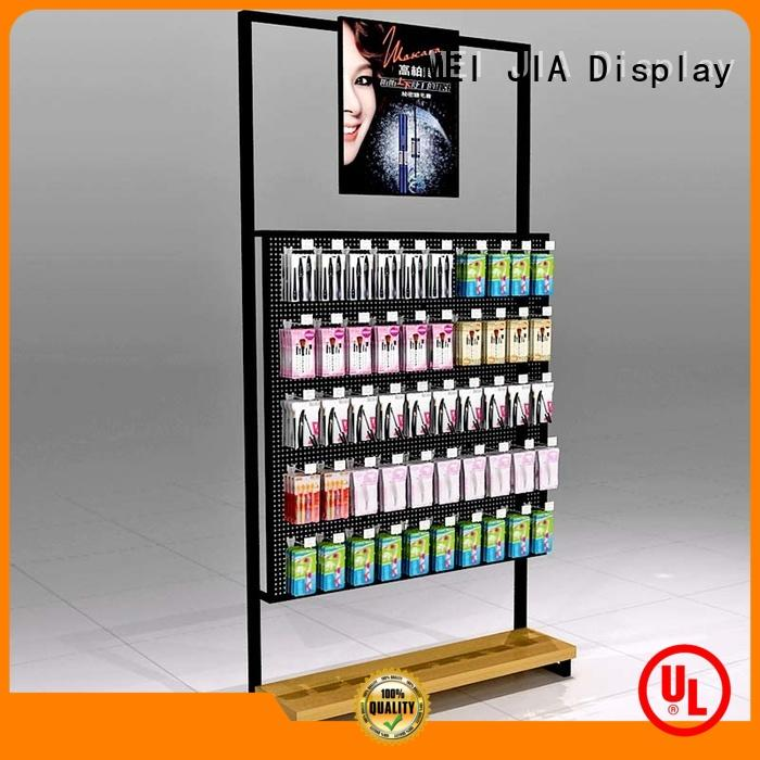 MEI JIA Display care beauty display units suppliers for shoppe
