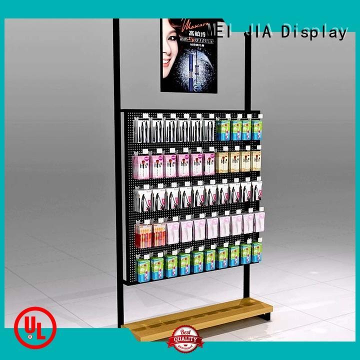 Custom acrylic makeup holder cabinet supply for shoppe