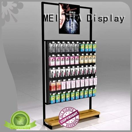 New cosmetic display cabinet hook suppliers for store