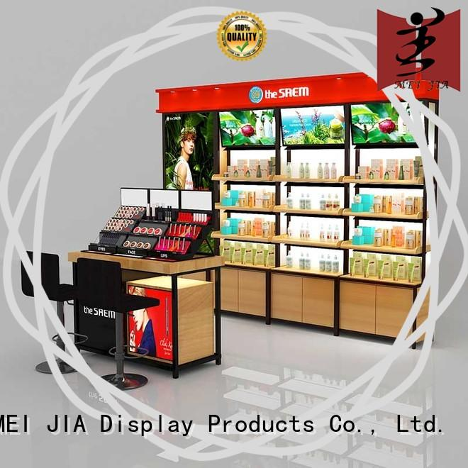 MEI JIA Display popular cosmetic display body for counter
