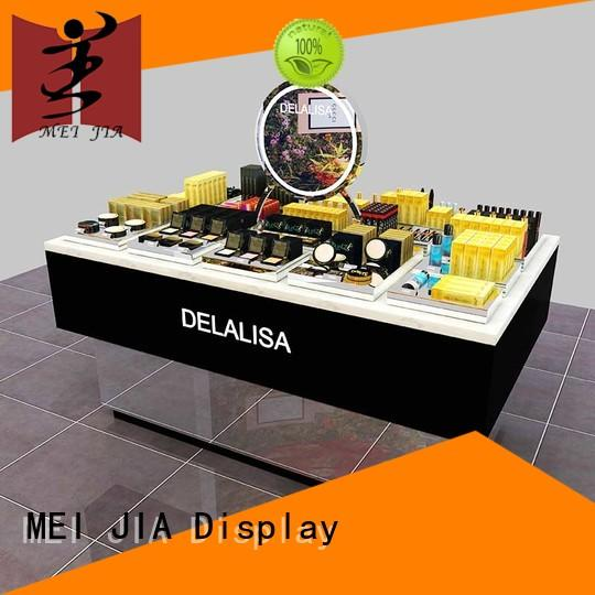 MEI JIA Display care cosmetic product display great design for exclusive shop