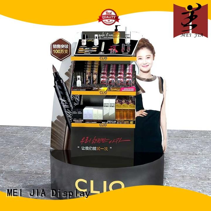 MEI JIA Display skin Artdeco brand table for sale for shop