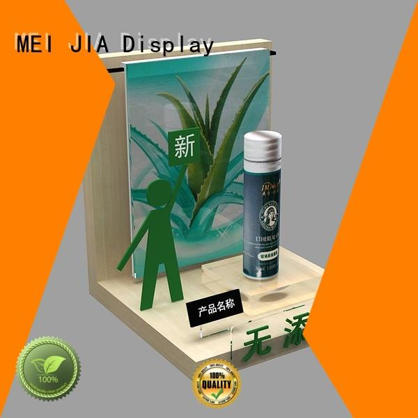 MEI JIA Display table acrylic makeup holder manufacturers for store
