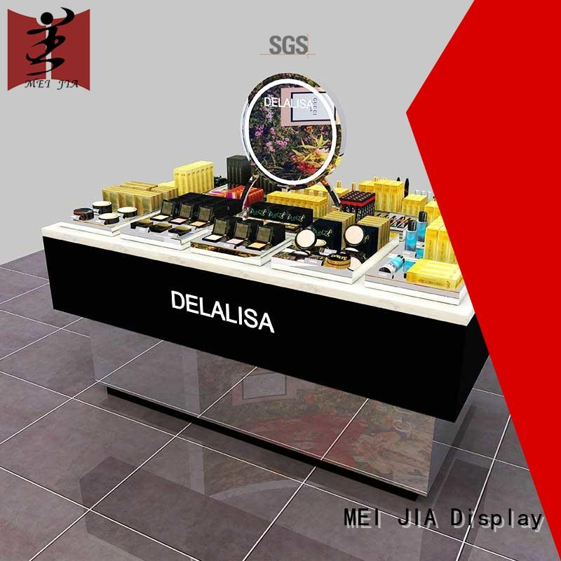 MEI JIA Display cosmetic beauty display units manufacturer for shop