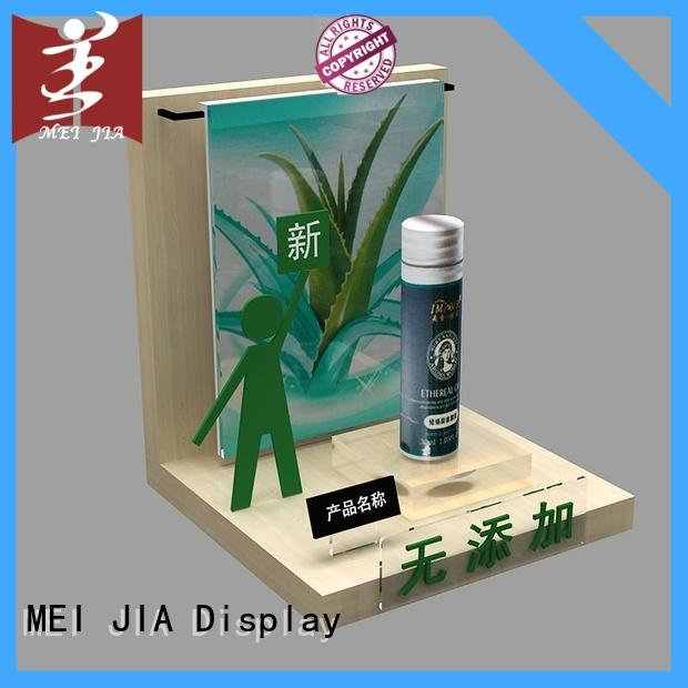 MEI JIA Display popular acrylic makeup holder holder for store