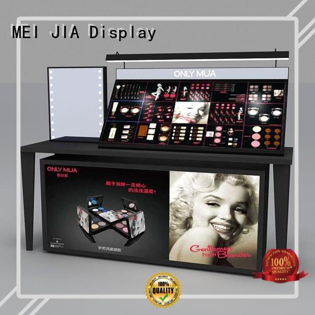MEI JIA Display High-quality acrylic makeup holder company for exclusive shop
