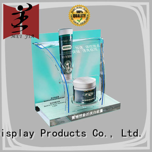 body care jewellery counter display stands holder for store