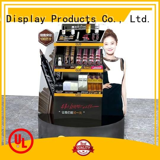 MEI JIA Display customized beauty display units factory for shoppe
