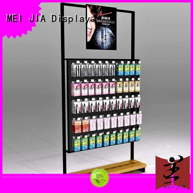 cosmetic beauty display units manufacturer for shop