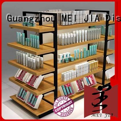 MEI JIA Display display beauty display units with hook for shoppe