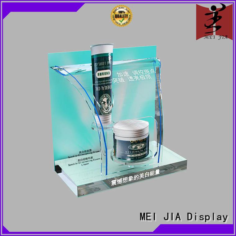 MEI JIA Display acrylic acrylic makeup holder company for shop