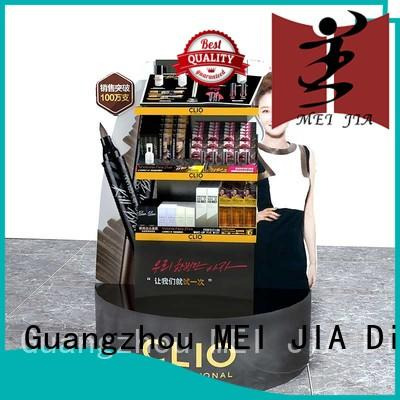 MEI JIA Display cosmetics custom acrylic display for brand for shop