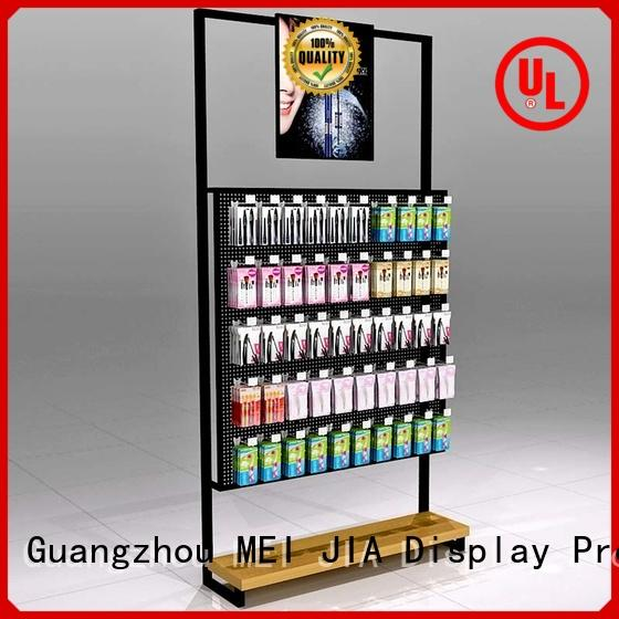 MEI JIA Display cosmetics Artdeco brand table factory for store