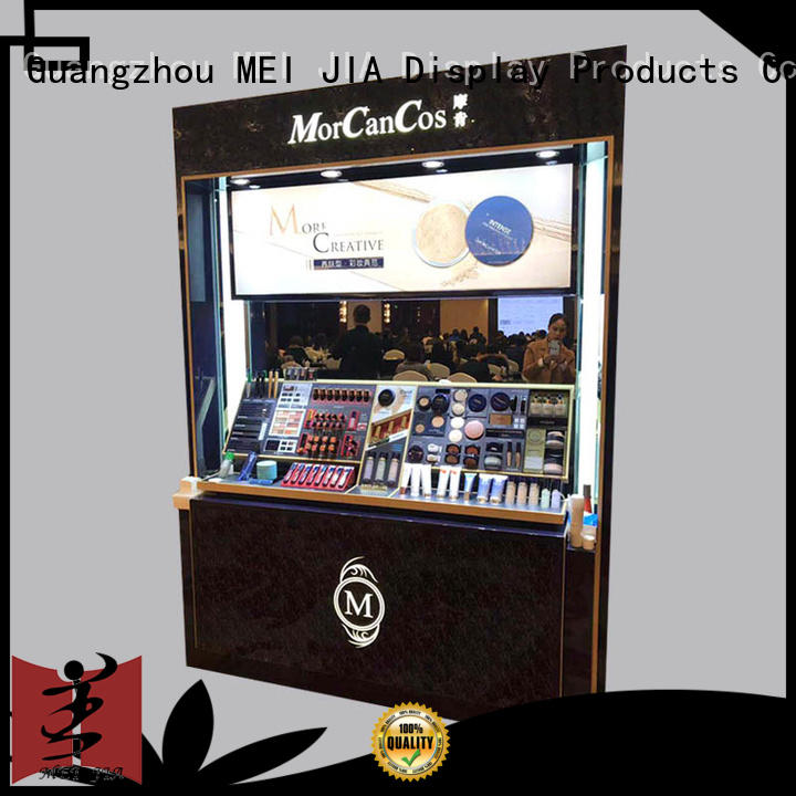 out skin care display stands manufacturer for showroom MEI JIA Display
