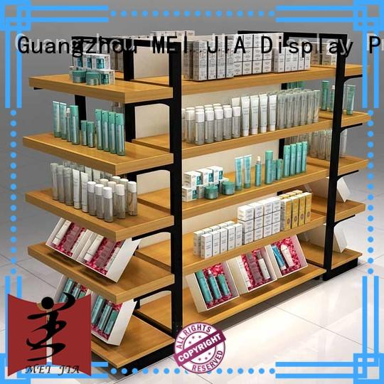 cosmetic makeup showcase manufacturer for exclusive shop MEI JIA Display