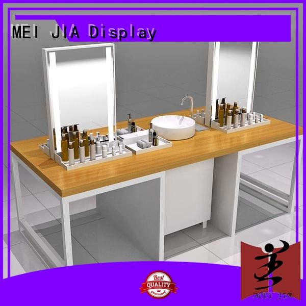 MEI JIA Display cosmetics cosmetic product display holder for counter