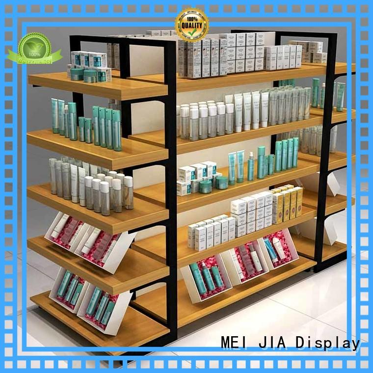 MEI JIA Display care beauty display units suppliers for counter