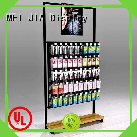 New cosmetic product display backside supply for shop