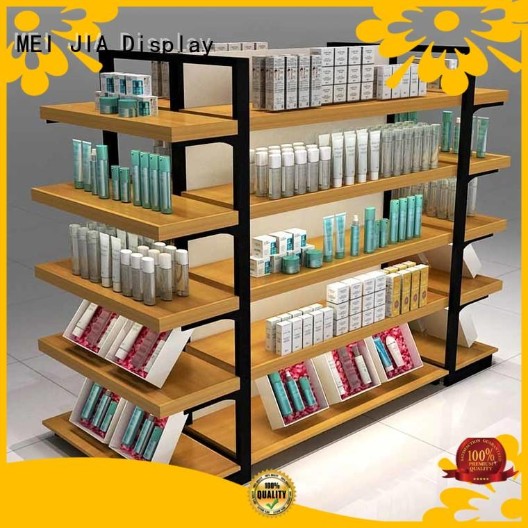 Latest makeup retail display retail factory for showroom
