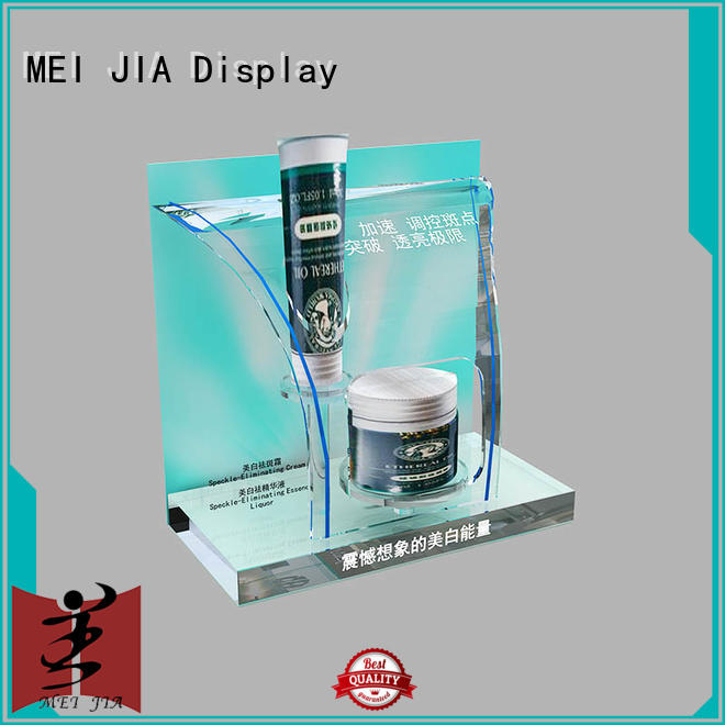 MEI JIA Display display beauty display units supply for shop