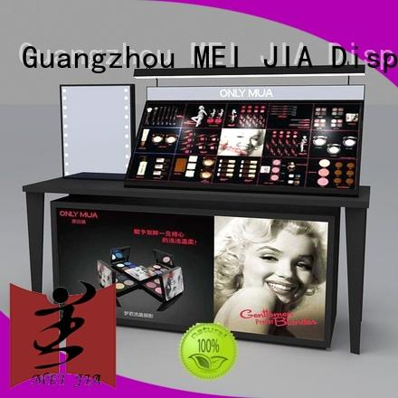 New cosmetic product display makeup suppliers for showroom