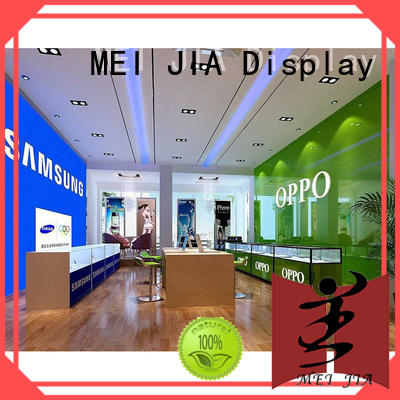 Mobile Phone Shop Showcase Table cellphone for counter MEI JIA Display