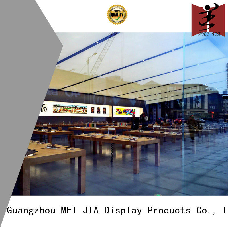 MEI JIA Display simple with storage for store
