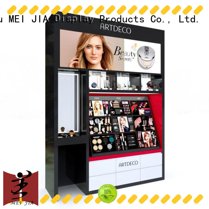 MEI JIA Display shelves cosmetics acrylic display holder for shop