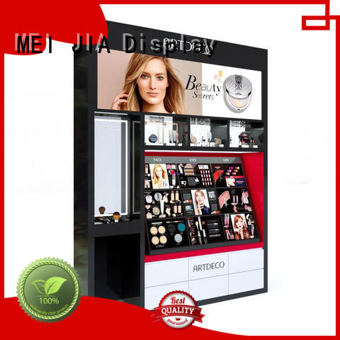 MEI JIA Display care makeup display cabinet for business for counter