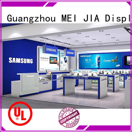 MEI JIA Display table mobile display counter factory for shop