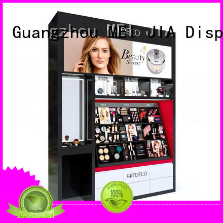Top retail makeup display stand skin suppliers for exclusive shop