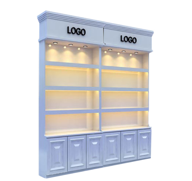 Customized Cosmetic Display Case
