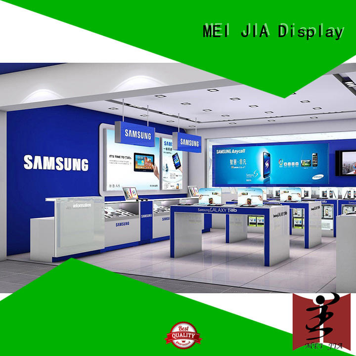 MEI JIA Display mobile mobile phone counter for accessories for exclusive shop