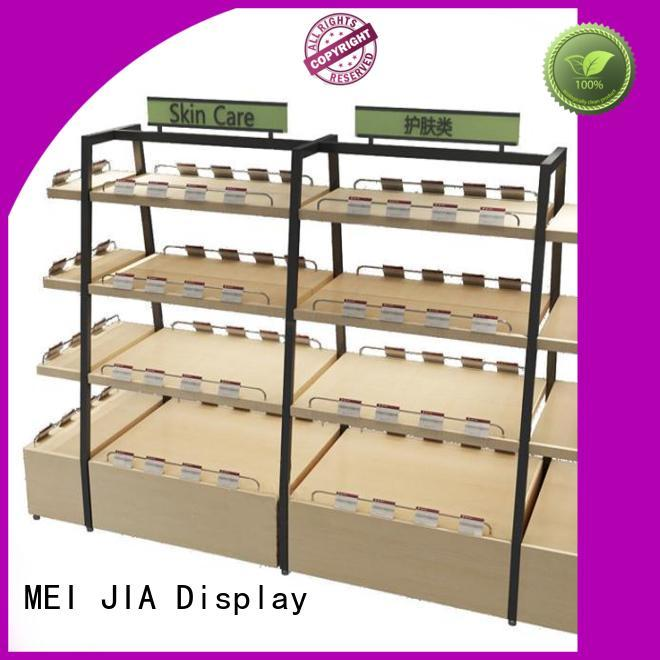 MEI JIA Display retail display racks suppliers for retail store