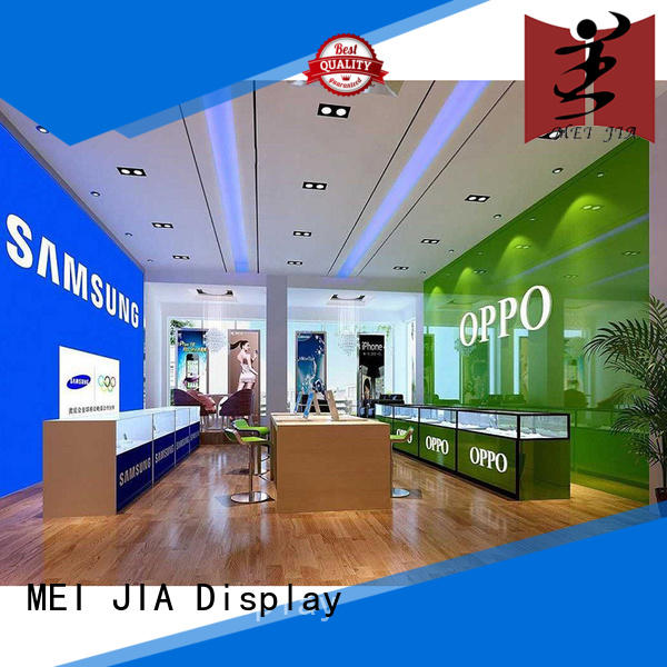 MEI JIA Display fashional computer shop display design supplier for shop
